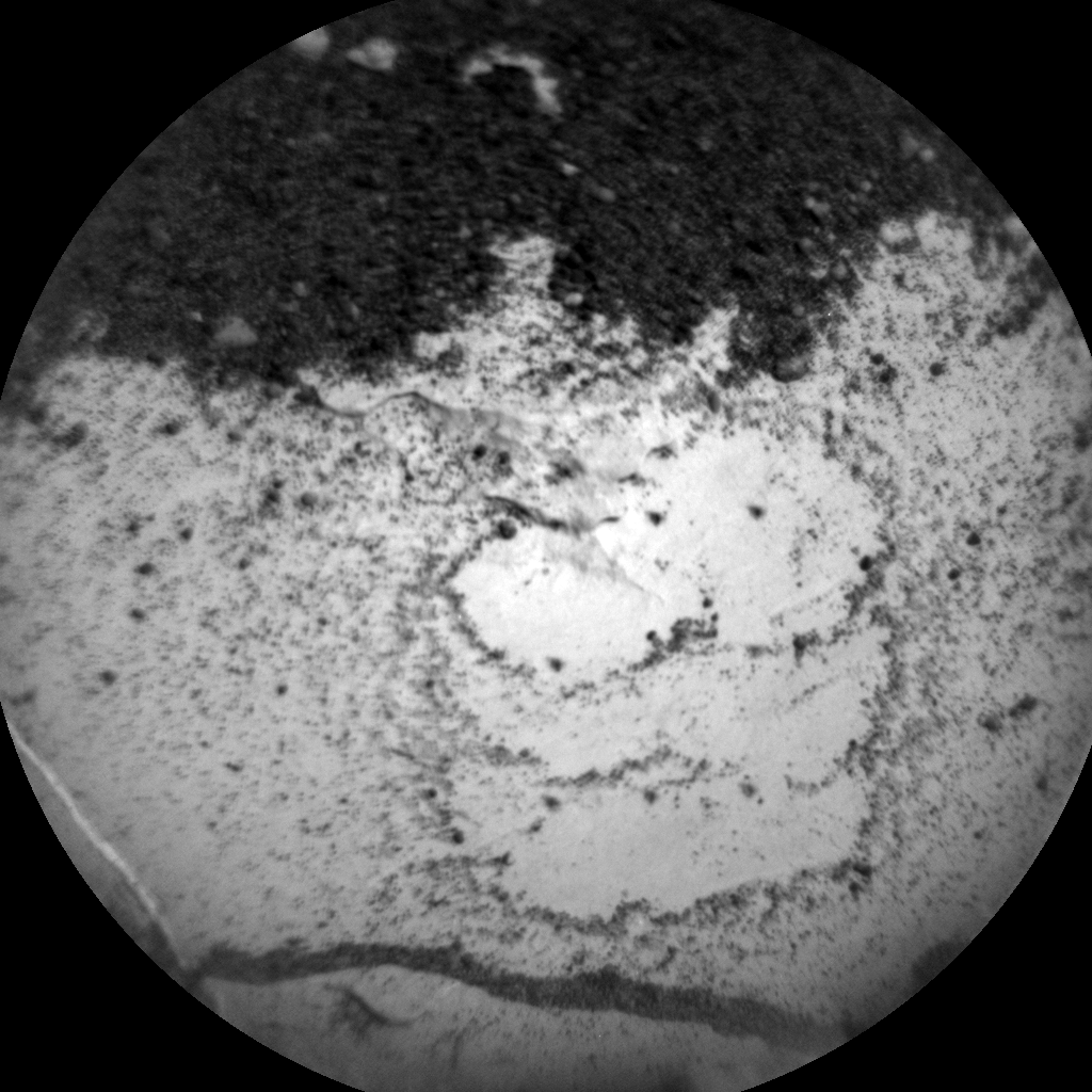 Nasa's Mars rover Curiosity acquired this image using its Chemistry & Camera (ChemCam) on Sol 1715, at drive 2086, site number 63