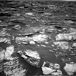 Nasa's Mars rover Curiosity acquired this image using its Left Navigation Camera on Sol 1718, at drive 2402, site number 63