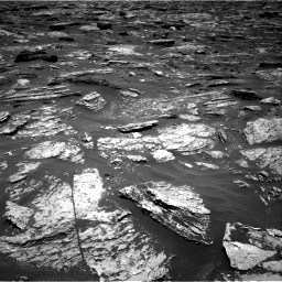 Nasa's Mars rover Curiosity acquired this image using its Right Navigation Camera on Sol 1718, at drive 2408, site number 63