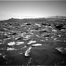 Nasa's Mars rover Curiosity acquired this image using its Right Navigation Camera on Sol 1718, at drive 2456, site number 63