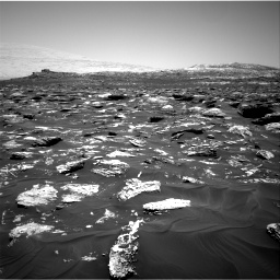 Nasa's Mars rover Curiosity acquired this image using its Right Navigation Camera on Sol 1718, at drive 2468, site number 63