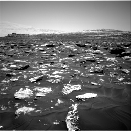 Nasa's Mars rover Curiosity acquired this image using its Right Navigation Camera on Sol 1718, at drive 2474, site number 63