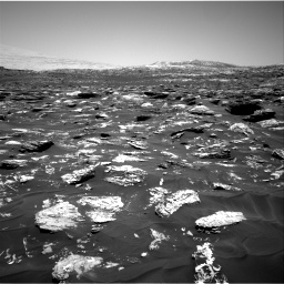 Nasa's Mars rover Curiosity acquired this image using its Right Navigation Camera on Sol 1718, at drive 2480, site number 63