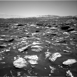 Nasa's Mars rover Curiosity acquired this image using its Right Navigation Camera on Sol 1718, at drive 2486, site number 63