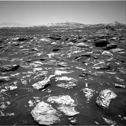 Nasa's Mars rover Curiosity acquired this image using its Right Navigation Camera on Sol 1718, at drive 2492, site number 63