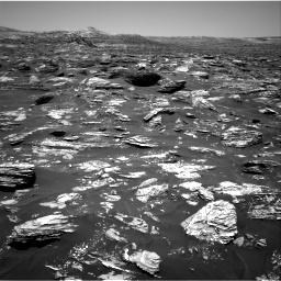 Nasa's Mars rover Curiosity acquired this image using its Right Navigation Camera on Sol 1718, at drive 2522, site number 63