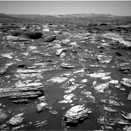 Nasa's Mars rover Curiosity acquired this image using its Right Navigation Camera on Sol 1718, at drive 2540, site number 63