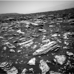 Nasa's Mars rover Curiosity acquired this image using its Right Navigation Camera on Sol 1718, at drive 2576, site number 63