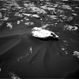 Nasa's Mars rover Curiosity acquired this image using its Right Navigation Camera on Sol 1719, at drive 2648, site number 63