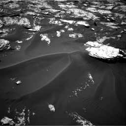 Nasa's Mars rover Curiosity acquired this image using its Right Navigation Camera on Sol 1719, at drive 2654, site number 63