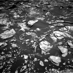 Nasa's Mars rover Curiosity acquired this image using its Left Navigation Camera on Sol 1720, at drive 2780, site number 63