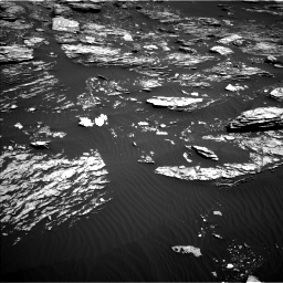 Nasa's Mars rover Curiosity acquired this image using its Left Navigation Camera on Sol 1720, at drive 2882, site number 63