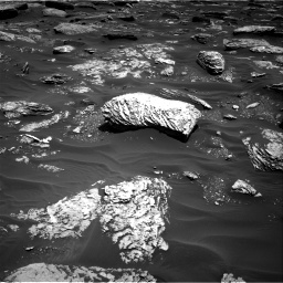Nasa's Mars rover Curiosity acquired this image using its Right Navigation Camera on Sol 1720, at drive 2690, site number 63