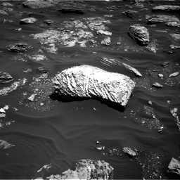 Nasa's Mars rover Curiosity acquired this image using its Right Navigation Camera on Sol 1720, at drive 2696, site number 63