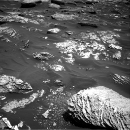 Nasa's Mars rover Curiosity acquired this image using its Right Navigation Camera on Sol 1720, at drive 2708, site number 63