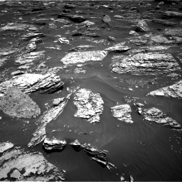 Nasa's Mars rover Curiosity acquired this image using its Right Navigation Camera on Sol 1720, at drive 2738, site number 63
