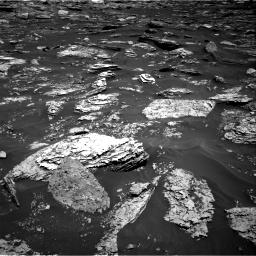 Nasa's Mars rover Curiosity acquired this image using its Right Navigation Camera on Sol 1720, at drive 2744, site number 63