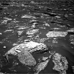 Nasa's Mars rover Curiosity acquired this image using its Right Navigation Camera on Sol 1720, at drive 2750, site number 63