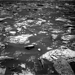 Nasa's Mars rover Curiosity acquired this image using its Right Navigation Camera on Sol 1720, at drive 2756, site number 63
