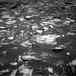 Nasa's Mars rover Curiosity acquired this image using its Right Navigation Camera on Sol 1720, at drive 2762, site number 63
