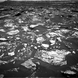 Nasa's Mars rover Curiosity acquired this image using its Right Navigation Camera on Sol 1720, at drive 2768, site number 63