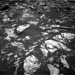Nasa's Mars rover Curiosity acquired this image using its Right Navigation Camera on Sol 1720, at drive 2792, site number 63