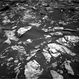 Nasa's Mars rover Curiosity acquired this image using its Right Navigation Camera on Sol 1720, at drive 2798, site number 63