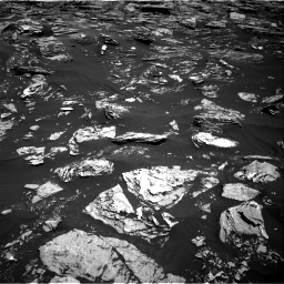 Nasa's Mars rover Curiosity acquired this image using its Right Navigation Camera on Sol 1720, at drive 2816, site number 63