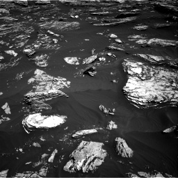 Nasa's Mars rover Curiosity acquired this image using its Right Navigation Camera on Sol 1720, at drive 2840, site number 63