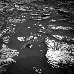 Nasa's Mars rover Curiosity acquired this image using its Right Navigation Camera on Sol 1720, at drive 2852, site number 63