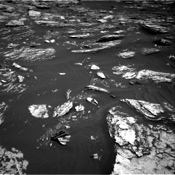 Nasa's Mars rover Curiosity acquired this image using its Right Navigation Camera on Sol 1720, at drive 2858, site number 63