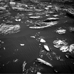 Nasa's Mars rover Curiosity acquired this image using its Right Navigation Camera on Sol 1720, at drive 2870, site number 63