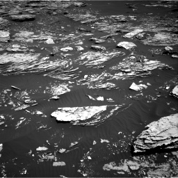 Nasa's Mars rover Curiosity acquired this image using its Right Navigation Camera on Sol 1720, at drive 2900, site number 63