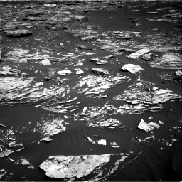 Nasa's Mars rover Curiosity acquired this image using its Right Navigation Camera on Sol 1720, at drive 2912, site number 63