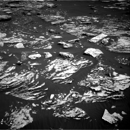 Nasa's Mars rover Curiosity acquired this image using its Right Navigation Camera on Sol 1720, at drive 2918, site number 63