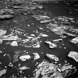 Nasa's Mars rover Curiosity acquired this image using its Right Navigation Camera on Sol 1720, at drive 2930, site number 63