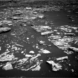 Nasa's Mars rover Curiosity acquired this image using its Right Navigation Camera on Sol 1720, at drive 2936, site number 63