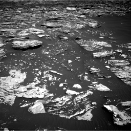 Nasa's Mars rover Curiosity acquired this image using its Right Navigation Camera on Sol 1720, at drive 2942, site number 63