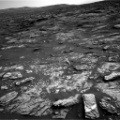 Image taken by Navcam: Right B