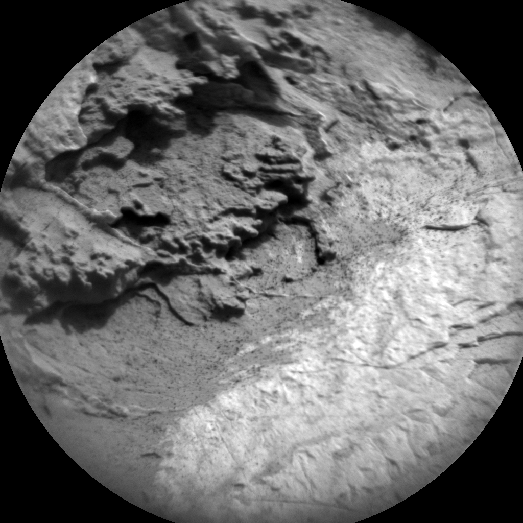Nasa's Mars rover Curiosity acquired this image using its Chemistry & Camera (ChemCam) on Sol 1720, at drive 2978, site number 63