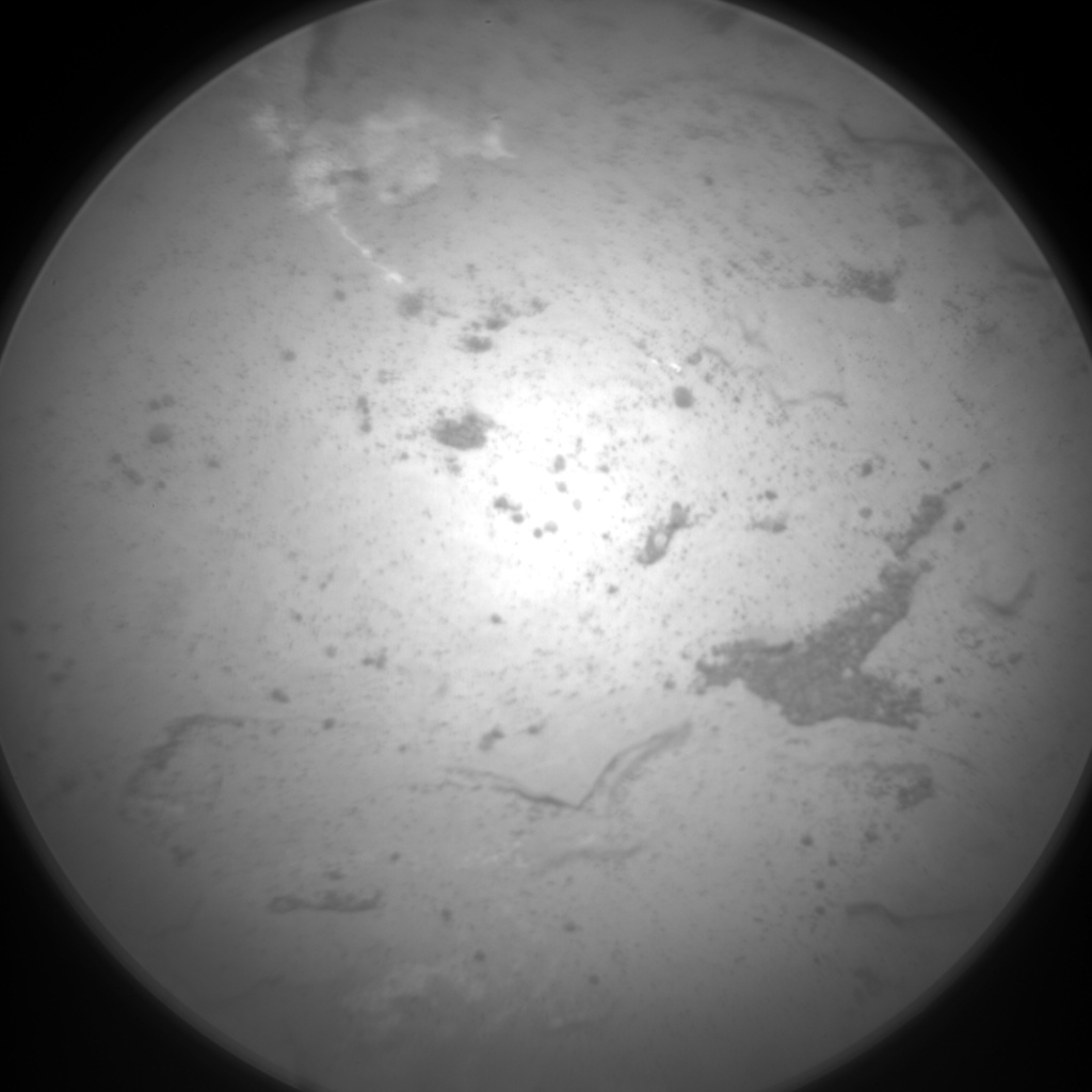 Nasa's Mars rover Curiosity acquired this image using its Chemistry & Camera (ChemCam) on Sol 1721, at drive 2978, site number 63