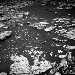 Nasa's Mars rover Curiosity acquired this image using its Right Navigation Camera on Sol 1721, at drive 3002, site number 63