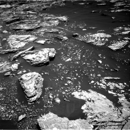 Nasa's Mars rover Curiosity acquired this image using its Right Navigation Camera on Sol 1721, at drive 3008, site number 63