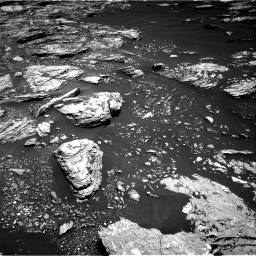 Nasa's Mars rover Curiosity acquired this image using its Right Navigation Camera on Sol 1721, at drive 3014, site number 63
