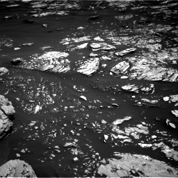 Nasa's Mars rover Curiosity acquired this image using its Right Navigation Camera on Sol 1721, at drive 3038, site number 63