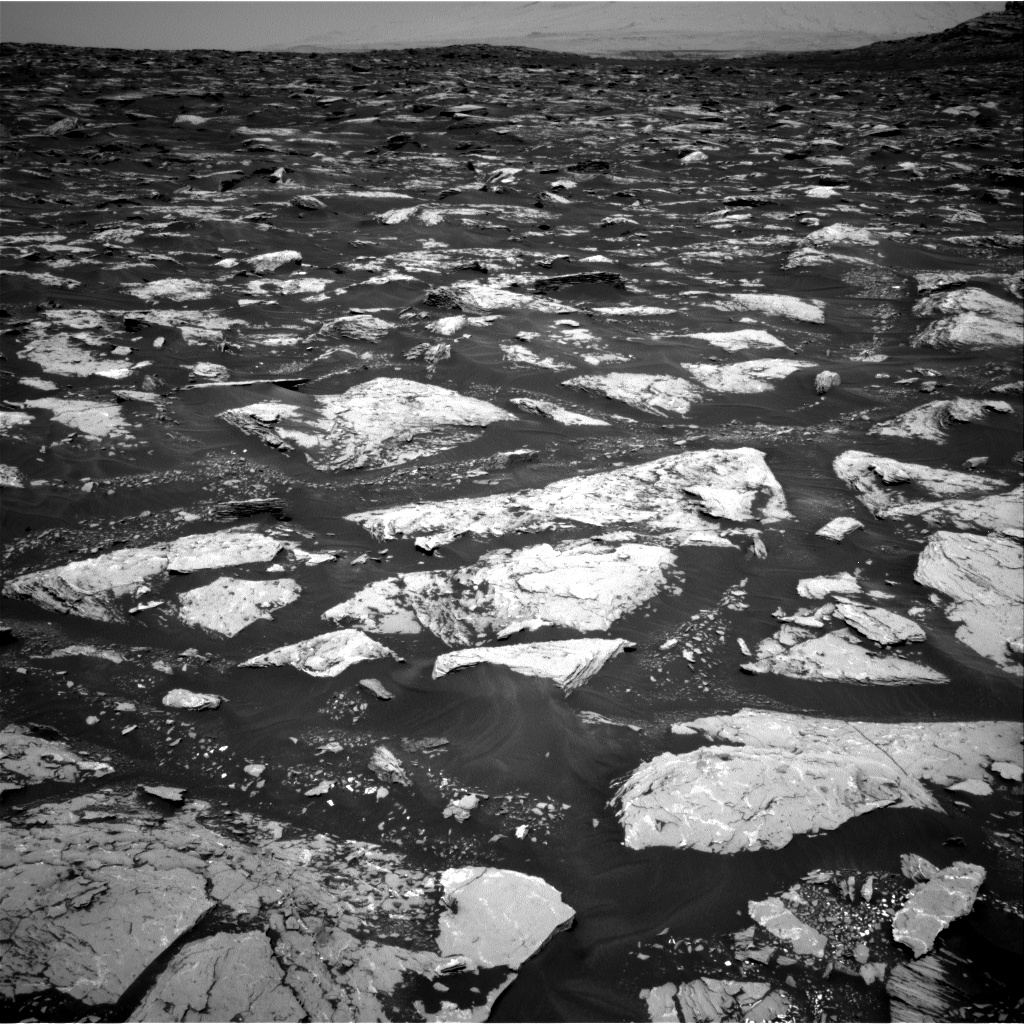 Nasa's Mars rover Curiosity acquired this image using its Right Navigation Camera on Sol 1721, at drive 3092, site number 63