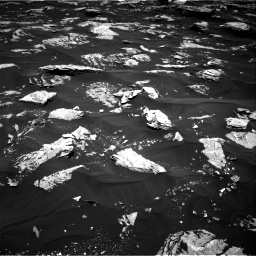 Nasa's Mars rover Curiosity acquired this image using its Right Navigation Camera on Sol 1724, at drive 3254, site number 63