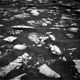 Nasa's Mars rover Curiosity acquired this image using its Right Navigation Camera on Sol 1724, at drive 3260, site number 63