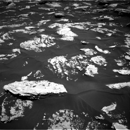 Nasa's Mars rover Curiosity acquired this image using its Right Navigation Camera on Sol 1724, at drive 3278, site number 63