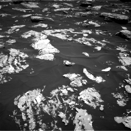 Nasa's Mars rover Curiosity acquired this image using its Right Navigation Camera on Sol 1724, at drive 3296, site number 63